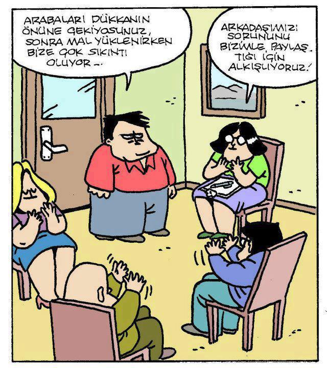 grup-danismanligi-karikatur